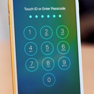 iphone that needs to be unlocked